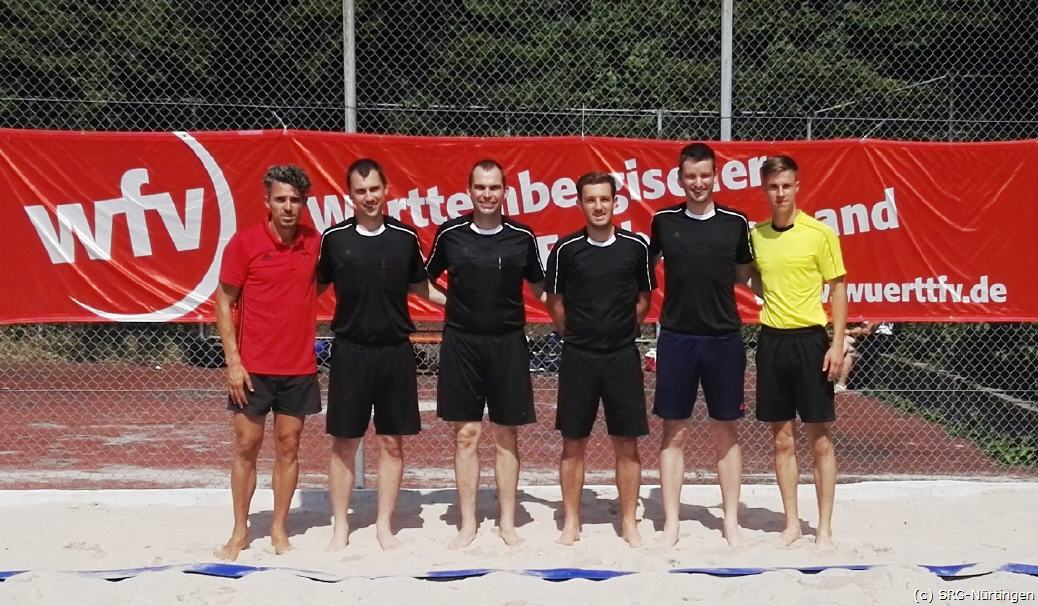 Beach Soccer Meisterschaft 2017